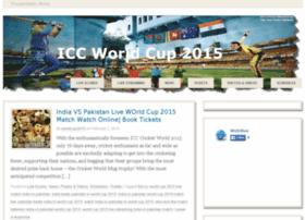 iccworldcup2015watchonline.com