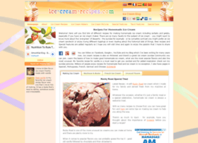ice-cream-recipes.com