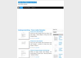 icebergcoworking.com