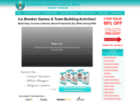 IceBreaker Games - Adult & Youth Team Building Activities & Group Game Ideas