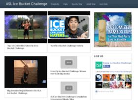 icebucketschallenge.com