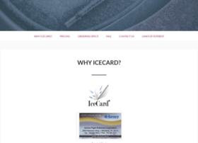 icecard.com