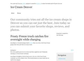 icecreamdenver.com