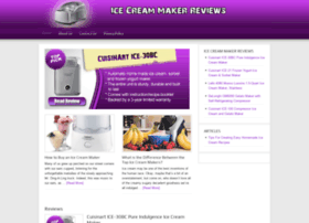 icecreammaker-reviews.org