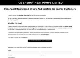 iceenergy.co.uk