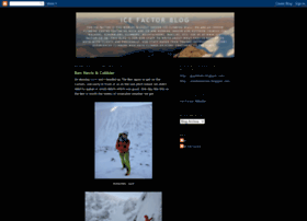 icefactor.blogspot.com