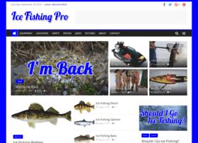 icefishingpro.com
