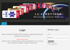 icekeytagmember.com