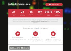icelandic-horses.com