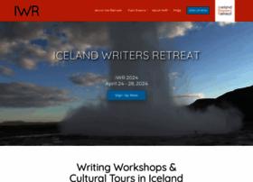 icelandwritersretreat.com