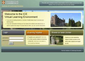 iceonline.cam.ac.uk