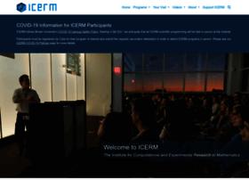 icerm.brown.edu