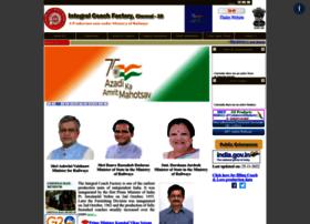 icf.indianrailways.gov.in
