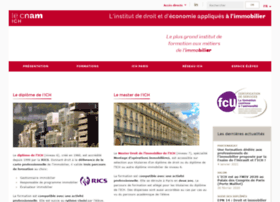 ich.cnam.fr