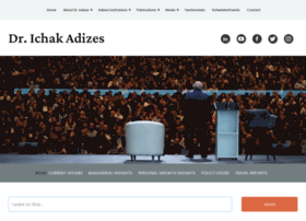 ichakadizes.com
