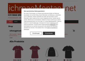 ichmagmontag.net