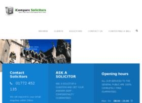 icomparesolicitors.co.uk