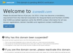 iconedit.com