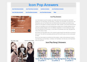 iconpopanswers.com