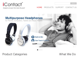 icontactproducts.com