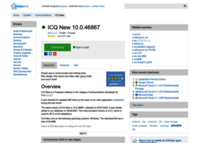icq.updatestar.com