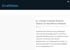 icraftzone.com