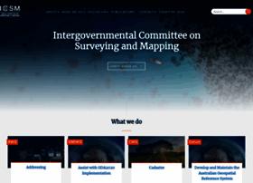 icsm.gov.au
