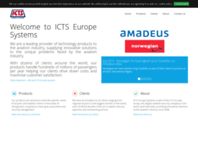 ictseuropesystems.com