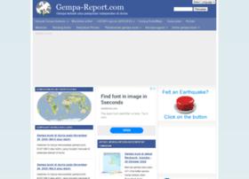 id.earthquake-report.com