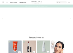 id.oriflame.com