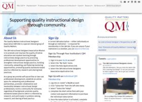 ida.qualitymatters.org