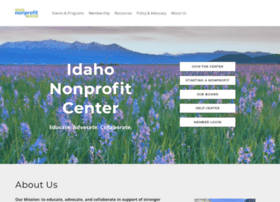idahononprofits.org
