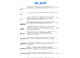 idbe-egypt.com