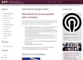 idc.eku.edu