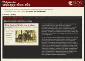 idd.elon.edu