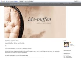 ide-puffen.blogspot.com