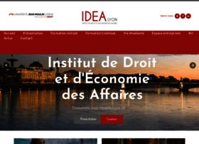 idea.univ-lyon3.fr
