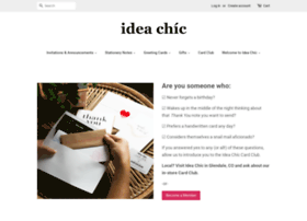 ideachic.net