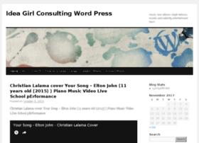 ideagirlconsulting.wordpress.com