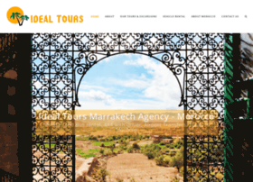ideal-tours-marrakech.com
