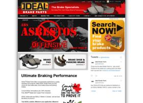 idealbrakeparts.com