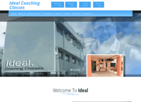 idealcoachingclasses.com