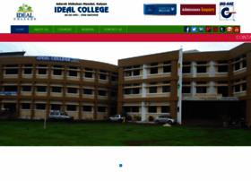 idealcollege.in