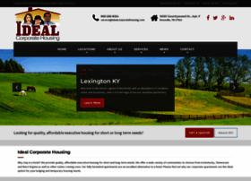 idealcorporatehousing.com