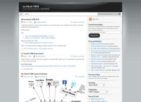 idealcrm.wordpress.com