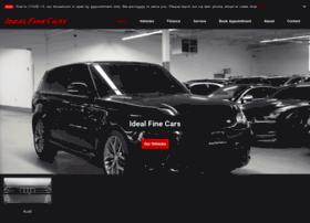 idealfinecars.com