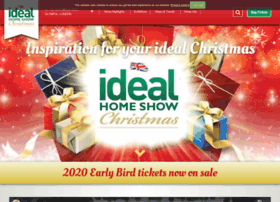 idealhomeshowchristmas.co.uk
