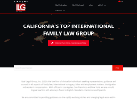 ideallegalgroup.com
