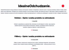 idealneodchudzanie.pl