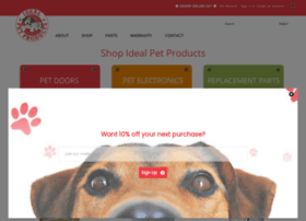 idealpetproducts.com